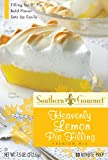 Southern Gourmet Heavenly Lemon Pie Filling Mix, 7.5 Ounce (Pack of 6)