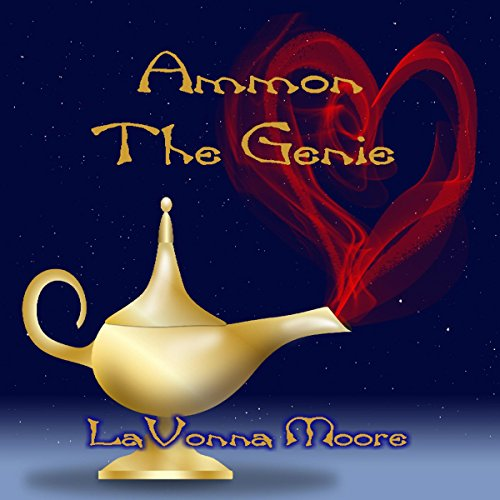 Ammon the Genie audiobook cover art