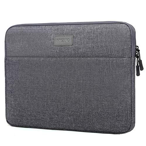 HYZUO Laptop Hülle Tasche für 13-13,5 Zoll Notebook Aktentasche Schutzhülle Kompatibel mit 13,3 MacBook Pro/MacBook Air/Dell XPS 13/12,3 Surface Pro/ 12,9 iPad Pro/ 13,5 Surface Laptop 3/2 2018/2017