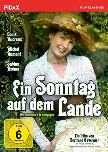 Ein Sonntag auf dem Lande (Un dimanche à la campagne) / Vielfach preisgekröntes Meisterwerk von Bertrand Tavernier (Pidax Film-Klassiker)