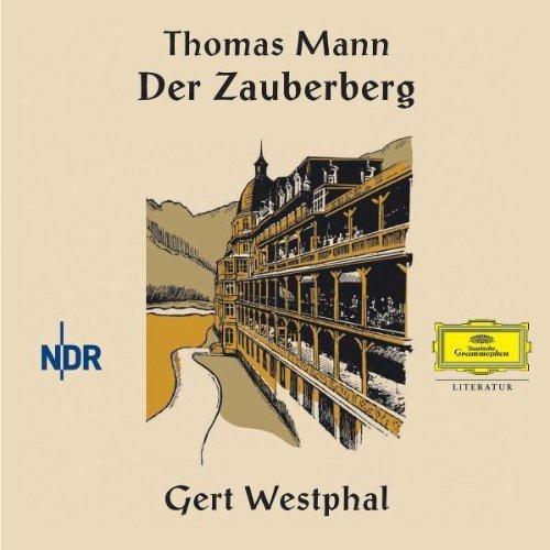 Der Zauberberg. 15 CDs von Thomas Mann (2005) Audio CD