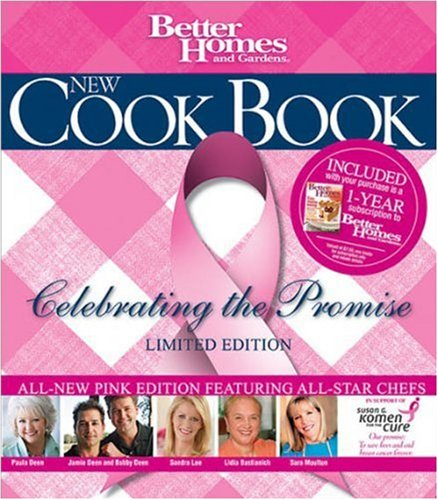 New Cook Book: Celebrating the Promise (Better Homes & Gardens Plaid, Band 3)