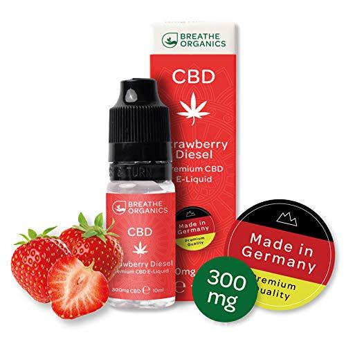 Premium CBD Liquid Strawberry Diesel von...