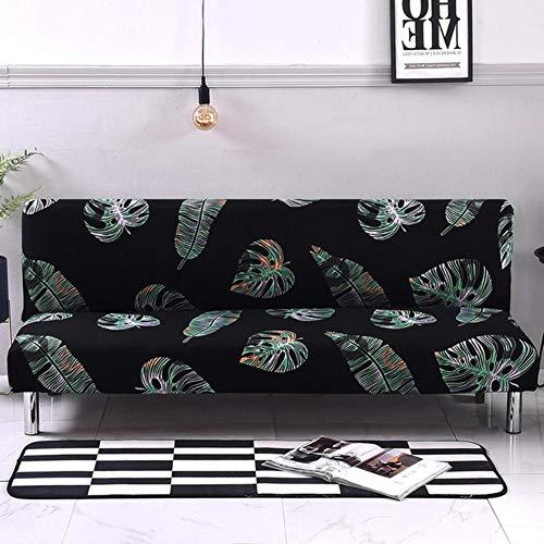 XCVBSofa hoes Armsteun Strakke Wrap Couch hoes stretch Funiture Flexibele kussenovertrekken sofa Handdoek 160-215cm Elastische bedbank hoeslaken zonder, K221