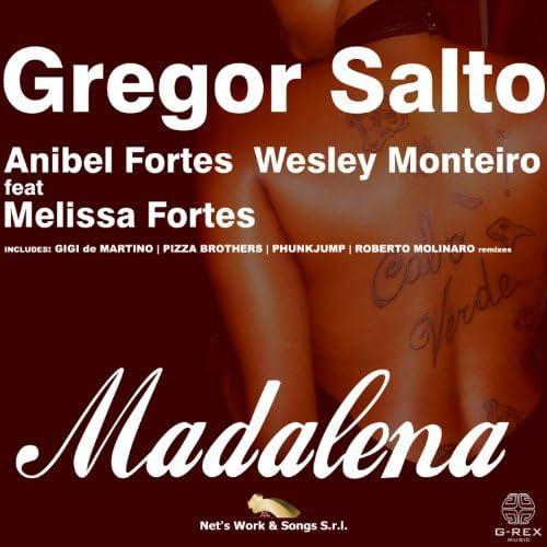Gregor Salto, Anibel Fortes, Wesley Monteiro feat. Melissa Fortes