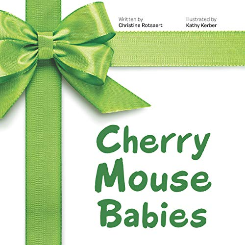 Cherry Mouse Babies audiobook cover art