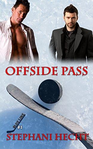 Offside Pass (Blue Line Hockey Book 1) (English Edition)