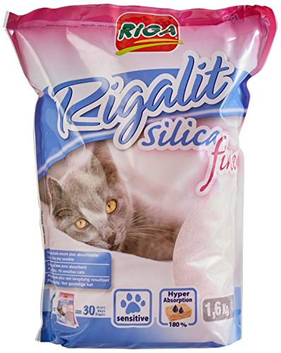 Riga 004803 RIGA'LIT feine Katzenstreu, 1.6 kg