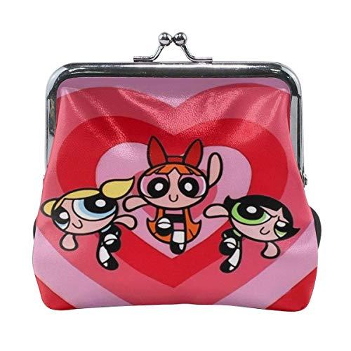 Portamonete con fibbie colorate Portafogli per borse con fasciatoio per Superchicche