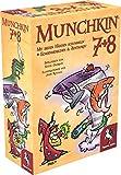 Pegasus Juegos 17226g Munchkin–7+ 8