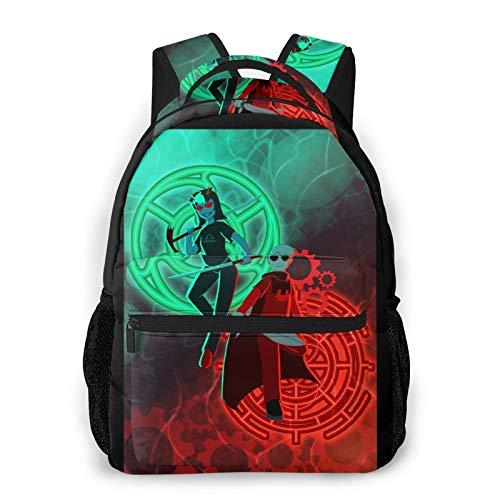 Homestuck Fashion Theme Backpack School Bag Hiking Casual Bag