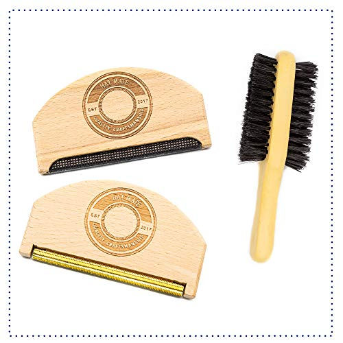 Metal Toothed Fabric Comb Remove Garment Pilling//Balls//Fuzz Hemline H891