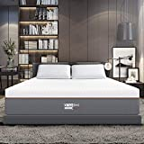 Bedstory Memory Foam Mattress, Ventilated Cooling Bed Mattress with Luxury Detachable Cover CertiPUR-US Relieve Stress Mattresses (Lavender Infused, Queen)
