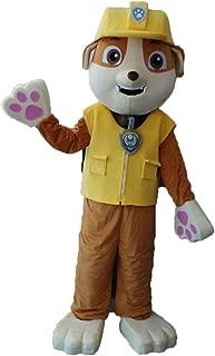 Paw Patrol Rubble Costume Paw Patrol Adult Mascot Paw Patrol Costume Adult