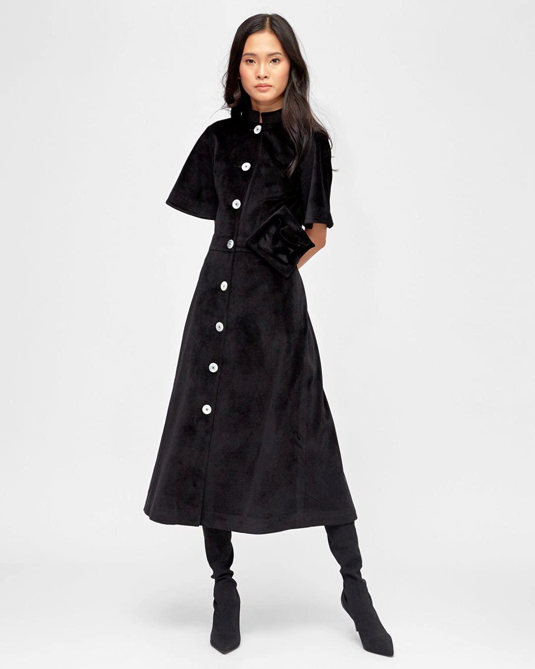 Women - Fashion Faux Fur manteau Paris Yvette 4 years warranty Arlington Mall from N'guyen LIBBY