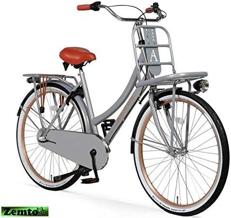 Damen Hollandrad 28 Zoll Hooptec Dutch 3 Gang Azure