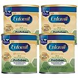 Enfamil ProSobee Soy Sensitive Tummy Baby Formula Dairy-Free Lactose-Free Milk-Free Plant...