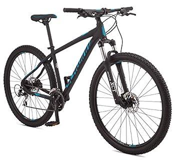 Schwinn Moab 3 Adult Mountain Bike Mens Large Aluminum Frame 24 Speeds 29-Inch Wheels Hydraulic Disc Brakes Black