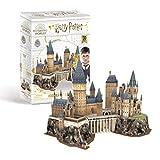Revell- Hogwarts Castle, Das Schloß Accesorios, Color Coloreado (302)