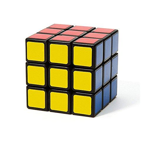HJXDtech - Nuevo cubo mágico Shengshou Aurora 3x3x3 Cubo mágico actualización cubo velocidad para competición negro