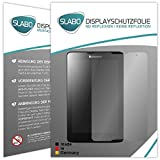 Slabo 2 x Bildschirmschutzfolie Lenovo IdeaTab A8-50 Bildschirmschutz Schutzfolie Folie No Reflexion|Keine Reflektion MATT - Entspiegelnd MADE IN GERMANY