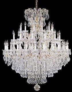 Large Foyer/Entryway Maria Theresa Empress Crystal (tm) Chandelier Chandeliers Lighting! H 60