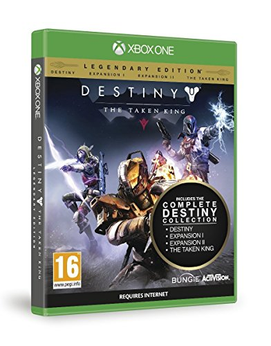 Destiny: The Taken King - Legendary Edition (Xbox One) UK IMPORT