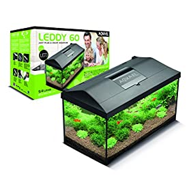 Aquael Leddy 60 Aquarium mit LED