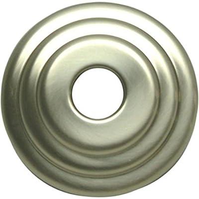 Kingston Brass FLCLASSIC1 Nuvofusion Made to Match Decor Escutcheon