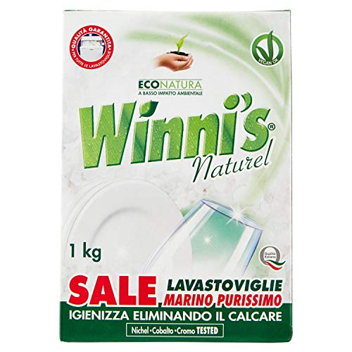 Winni 'Ssal lavastoviglie, Marino purissimo1000g–[Confezione da 3]