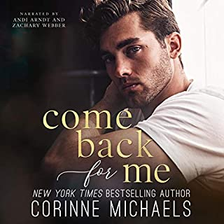 Come Back for Me cover art