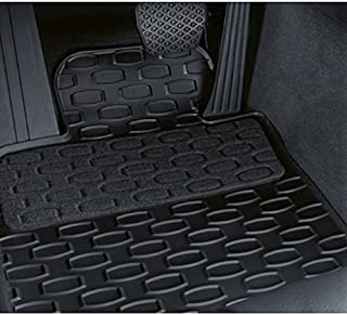 Genuine OEM BMW All Weather Floor Mats- E60 5 Series (Gray)