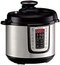 Tefal Fast and Delicious All-in-One MultiCooker, Silver, CY505