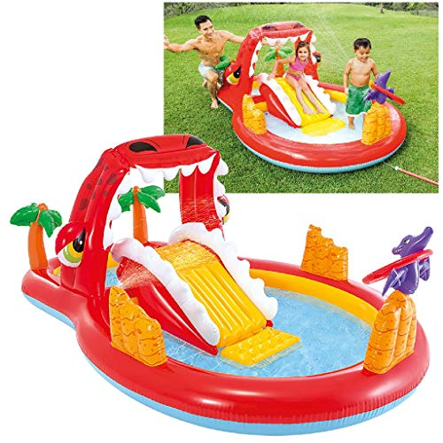 Intex 57160 Playcenter Happy Dino 259X165X107 cm