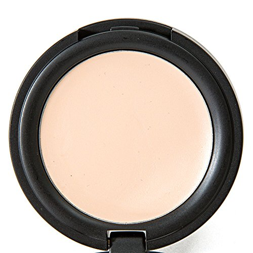 Shimarz Concealer Cream Compact Makeup Full Coverage Color Corrector Best for Under Eye Dark Circles, Spots, Acne, Blemishes, Rosacea, Sensitive Skin - Pure