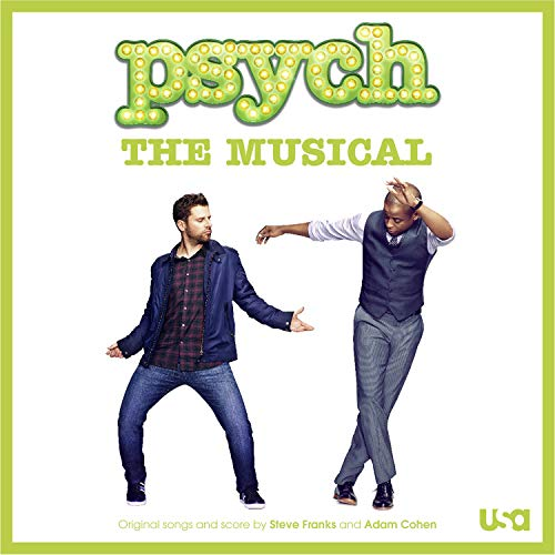 Psych: The Musical (Original Son...