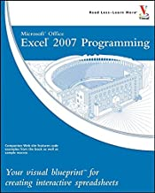 Microsoft Office Excel 2007 Programming: Your visual blueprint for creating interactive spreadsheets: 21