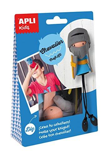 Apli Kids 14088 Boîte kit créatif Chevalier