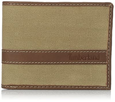 Timberland Wallets Baseline Passcase Wallet