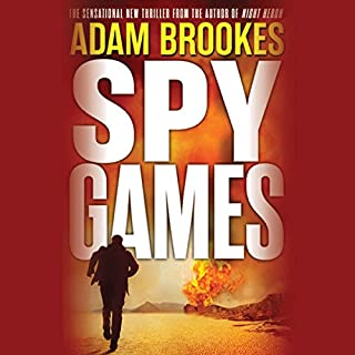 Spy Games cover art
