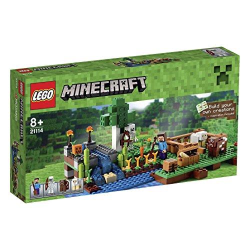 Lego Minecraft - 21114 - Jeu De Construction - La Ferme