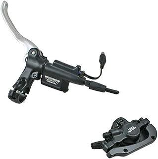 Tektro Auriga E-Comp, Hydraulic disc Brake with Control Sensor for Electric Bike, Rear, Black