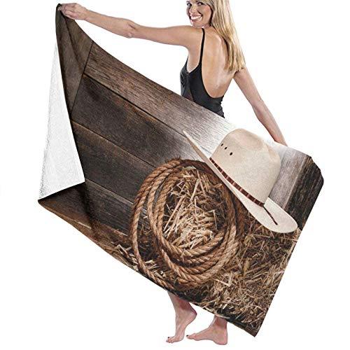 XCNGG Toalla de baño altamente absorbente Albornoz Resistente a la decoloración Cómodas y suaves Sábanas de ducha Toalla de viaje de primera calidad para el hogar para viajes Piscina Spa Hotel80x130cm