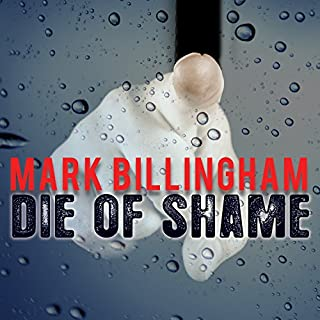 Die of Shame audiobook cover art