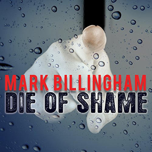 Die of Shame audiobook cover art