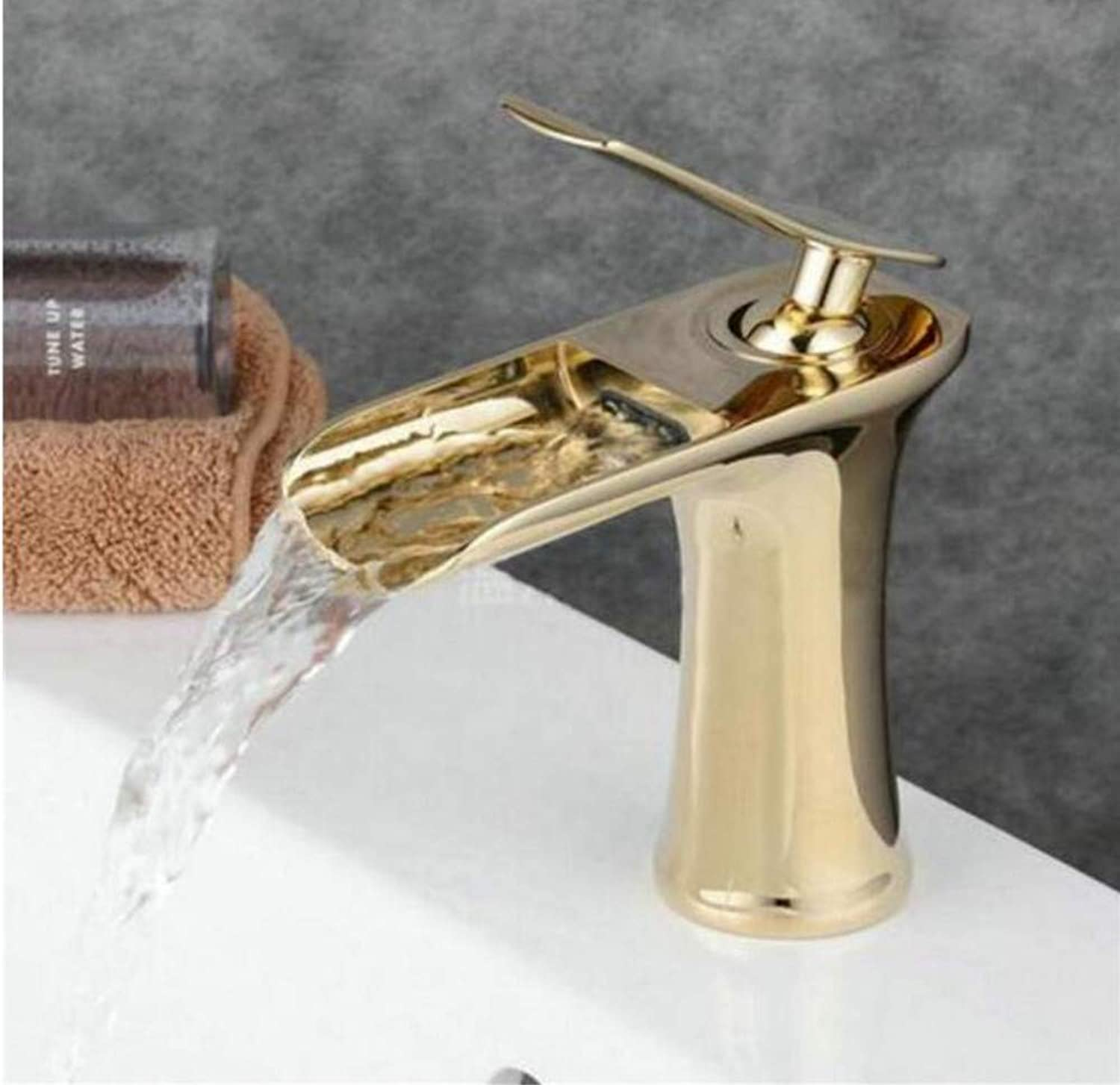 Brass Wall Faucet Chrome Brass Faucettap with Hot and Cold Water Black Brush Nickel Water Mixer