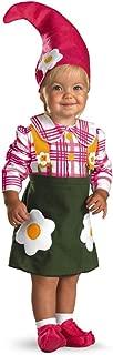 Flower Garden Gnome Infant/Toddler Costume
