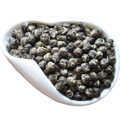 Jasmine Blossom Green Tea Superior Organic Pearl Jasmine Green Tea 500g