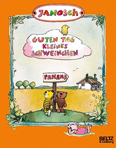 Guten Tag, kleines Schweinchen: Die Geschichte, wie der kleine Tiger eines Tages nicht nach Hause kam (MINIMAX)
