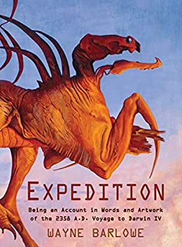 Expedition  Being an Account in Words and Artwork of the 2358 A.D Voyage to Darwin IV